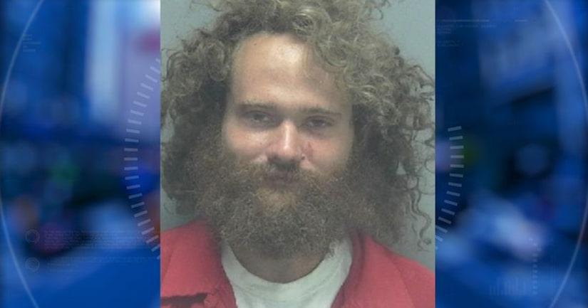 Florida woman drops pants, licks man, dances naked in