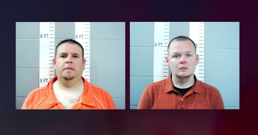 Two Oklahoma police officers charged with mans death