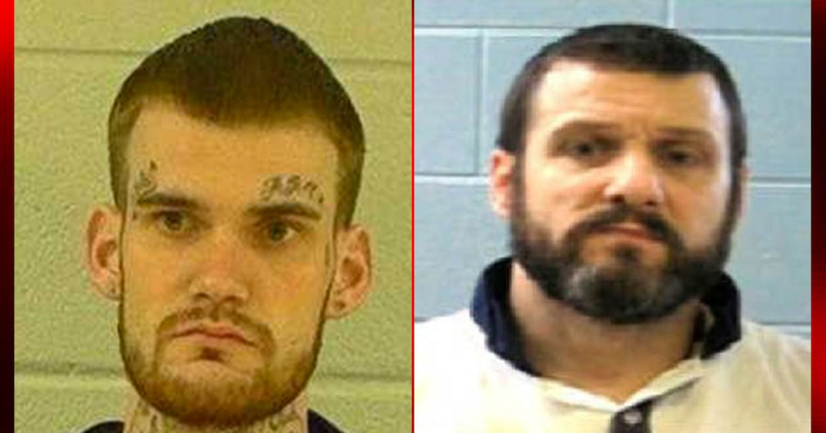 Police Identify Corrections Officers Fatally Shot By